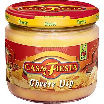 Casa Fiesta Salsa de queso Mild Frasco 300 ml