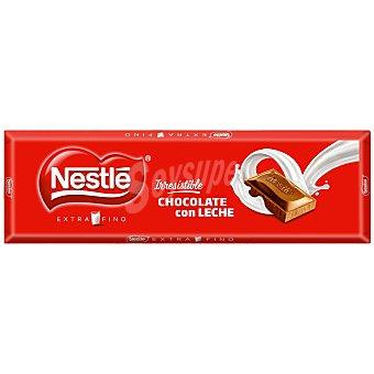 Nestlé Chocolate con leche extrafino Tableta 50 gr
