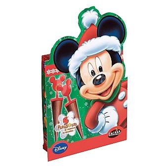 Lacasa Parasoles chocolate Navidad 50g