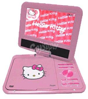 Ingo Dvd portatil hello kitty