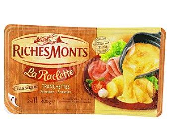 RICHESMONTS Lonchas Raclette 400 Gramos