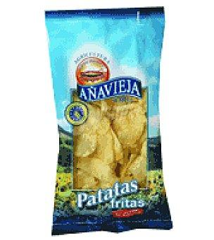 Añavieja Patatas fritas aceite girasol 125 g