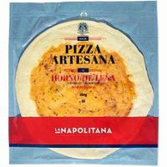 La Napolitana Prepizza horno de leña Bandeja 260 g
