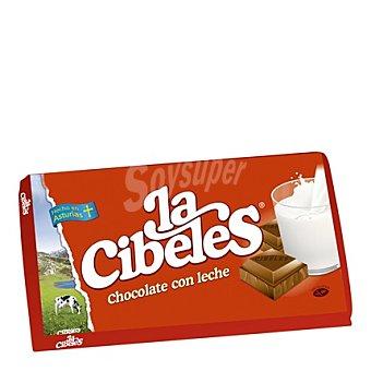 Lacasa Chocolate con leche Cibeles Tableta 125 g