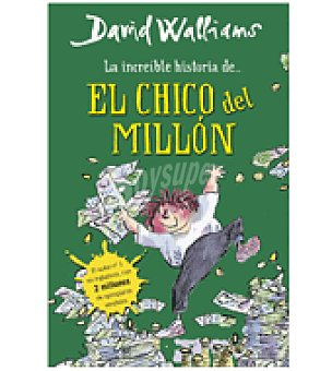 La increible h del chico del millón ( David Walliams