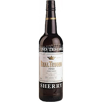 Real Tesoro Fino jerez botella 75 cl Botella 75 cl