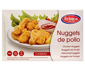 Frinca Nuggets de pollo (pollo rebozado crujiente) 300 g