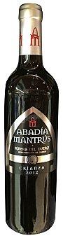 Abadia Mantrus Vino tinto ribera duero crianza Botella 750 cc