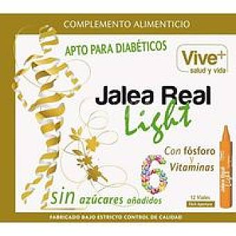 VIVE+ Jalea Real Light 12 u