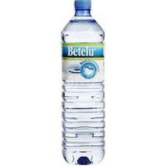 Betelu Agua mineral Botella 1.5 l
