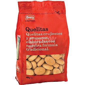 Quely Quelitas mini galletas de Inca bolsa 400 g Bolsa 400 g