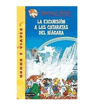 Gs 46.EXCURSION de las cataratas del niagara (gerónimo Stilon)
