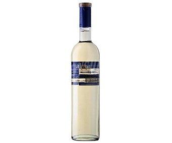 Alma Vino blanco semidulce con denominación de origen Madrid Botella de 75 cl