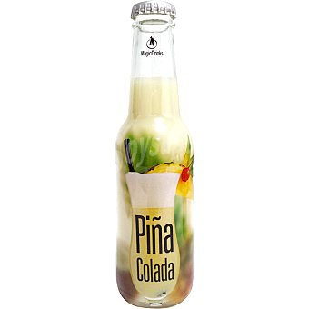 MAGICDRINK Cóctel piña colada botella 20 cl