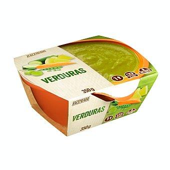 Hacendado Crema liquida natural verduras refrigerada (sin conservantes) Tarrina 350 g