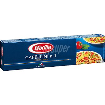 BARILLA Capellini caja 500 g