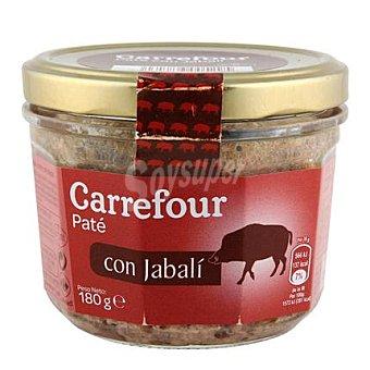 Carrefour Paté de jabalí 180 g