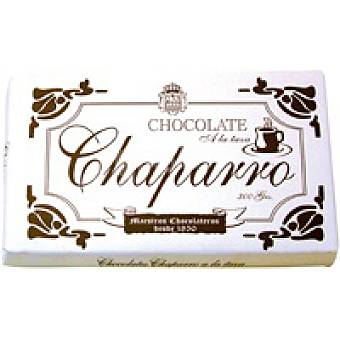 Chaparro Chocolate a la taza Tableta 300 g