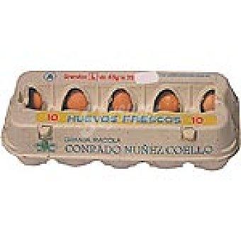 CONRADO NUÑEZ COELLO Huevos clase L Estuche 10 unidades