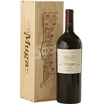 MUGA vino tinto Selección Especial D.O. Rioja Estuche magnum  1,5 cl