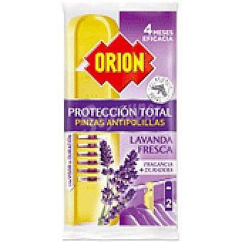 LAVANDA Orion Pinza antipolilla 2u