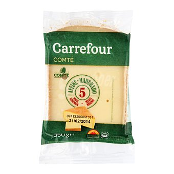 Carrefour Queso comte 350 g