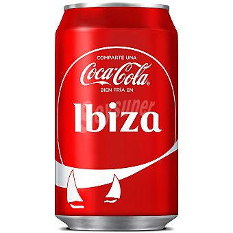 Coca-Cola Refresco de cola Lata de 33 cl
