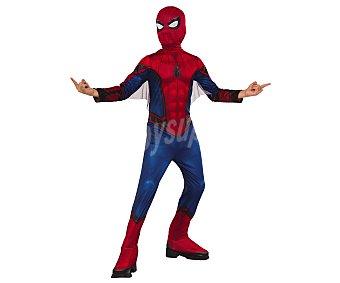 Rubie's Disfraz infantil Spiderman Classic, Marvel, talla M, 5-7 años,