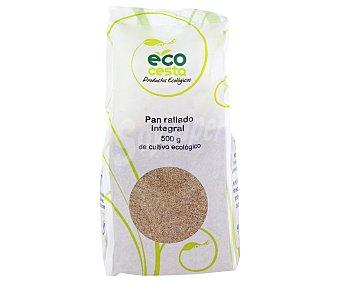 Ecocesta Pan rallado integral Ecológico 500 Gramos