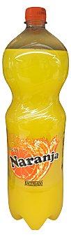 HACENDADO Naranja con gas Botella de 2 l