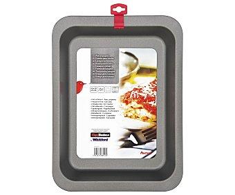 Auchan Bandeja metálica para horno apta para lavavajillas, 43x30 centímetros 1 Unidad