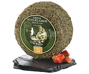 Vegasotuelamos Queso de oveja al romero 1100 gramos aproximados