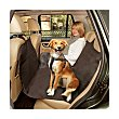 Funda protectora para coche con sujección para mascotas medidas 162x132 cm 1 unidad Karlie