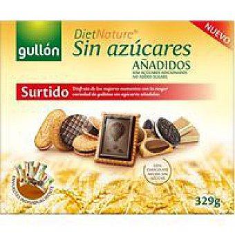 Diet Nature Galletas surtidas gullón Caja 329 g
