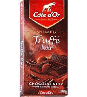 Côte d´Or Chocolate negro con trufas 190 g