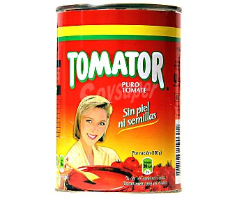 Tomator Puré de tomate Bote de 410 gramos