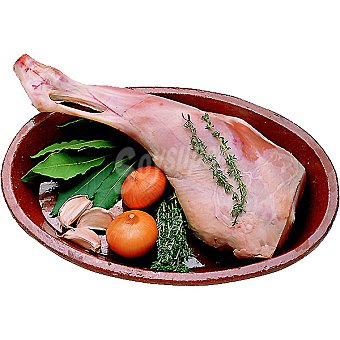 Mallorquín Cordero pierna entera  1,2 kg (peso aproximado pieza)