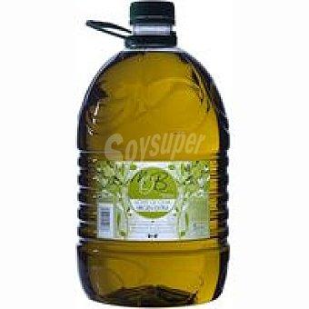 M.O.B Aceite de oliva virgen extra Garrafa 5 litros