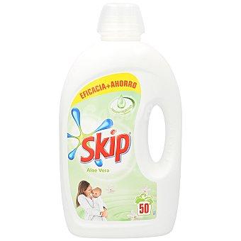 Skip Detergente líquido skip aloe vera 50 lavados