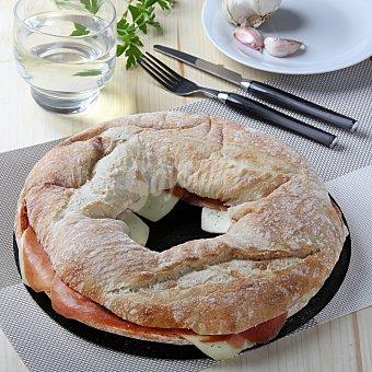 Carrefour Rosca gallega de jamón serrano y queso 1 ud