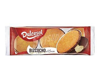 Dulcesol Conchas con chocolate 6 unidades (350 g)