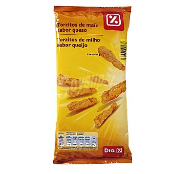 DIA Rizados de maiz sabor queso 120 gr 120 gr