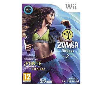 MUSICAL Videojuego Zumba 2, Stand Alone para Wii (cinturón no incluido). Género: musical, baile. Recomendación por edad pegi: +12. 1 Unidad 1 Unidad