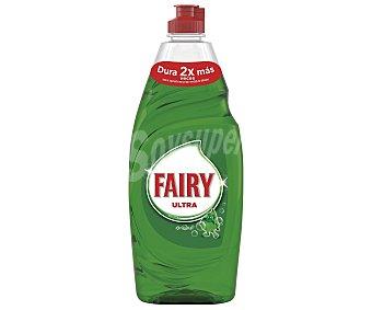 Fairy Lavavajillas Concentrado Original 615 Mililitros