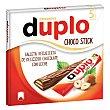 Choco stick de chocolate con leche 91 g Ferrero