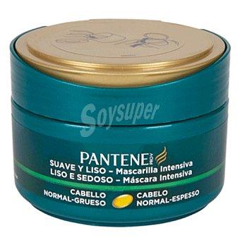Pantene Pro-v Mascarilla intensiva Suave & Liso Tarro 200 ml