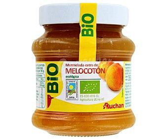 Auchan Mermelada de Melocotón de Agricultura Ecológica Bio 350g