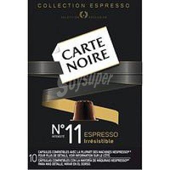 Carte Noire Café Nº 11 Espresso Caja 53 g