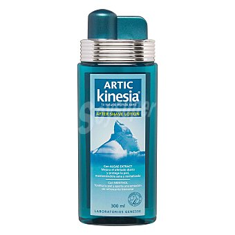 Kinesia Artic after Shave Lotion hidratante Frasco 300 ml
