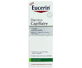 Eucerin Champú anticaspa para pelo graso Envase 250 ml